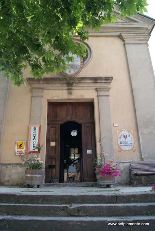 Barbaresco, Piedmont, Italy