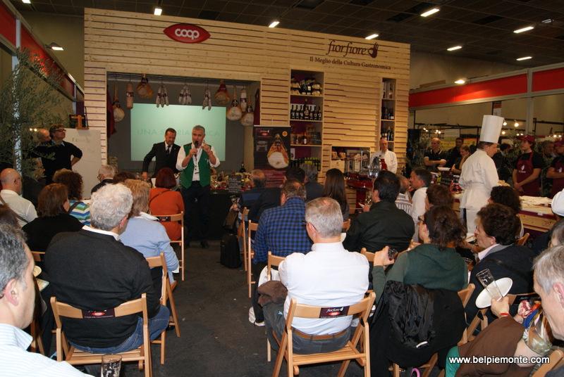 Salone del Gusto 2012,Turin, Piedmont, Italy