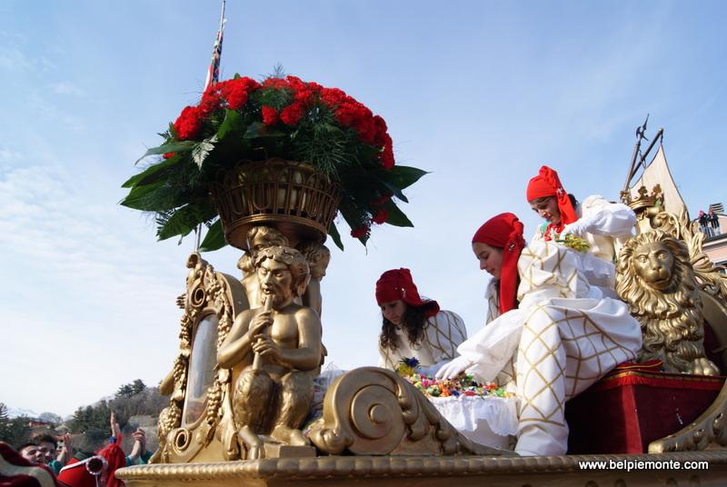Ivrea, Piedmont, Italy, carnival