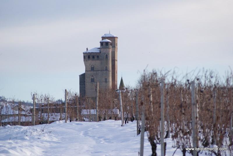 Castello di Serralunga d'Alba, Piedmont, Italy