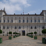 The Royal Palace of Turin, Piedmont, Italy