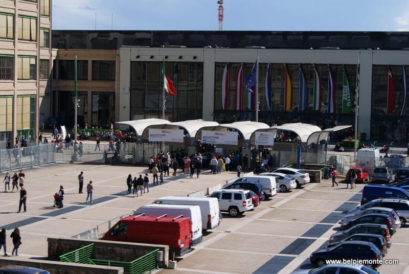 Salone del Libro 2013, Turin, Italy