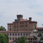 The castle of Barolo, Barolo, Piedmont, Italy