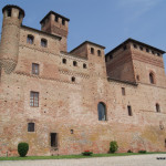 The castle of Grinzane Cavour, Piedmont, Italy