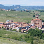 Barolo town, Piedmont, Italy