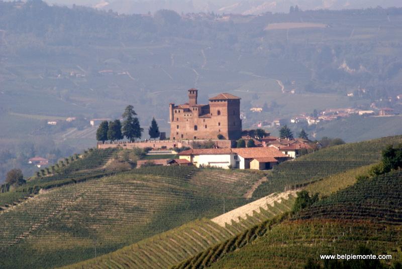 Grinzane Cavour, Piedmont, Italy