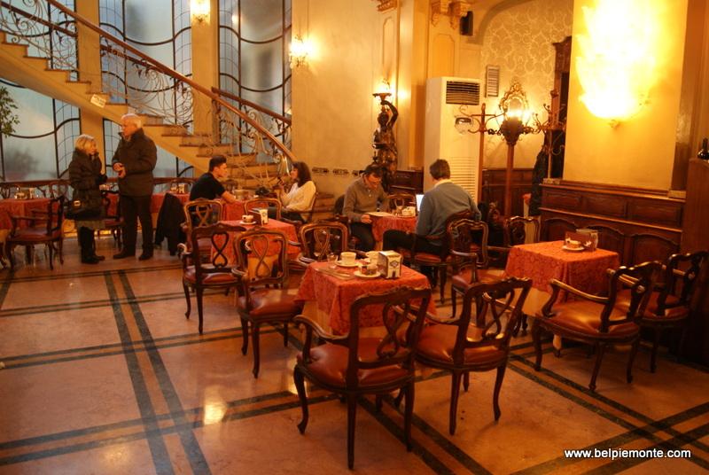 Caffe' Torino, Turin, Piedmont, Italy