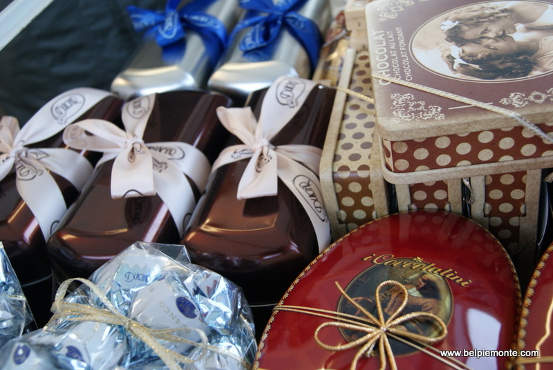 CioccolaTo' in Turin, Piedmont, Italy