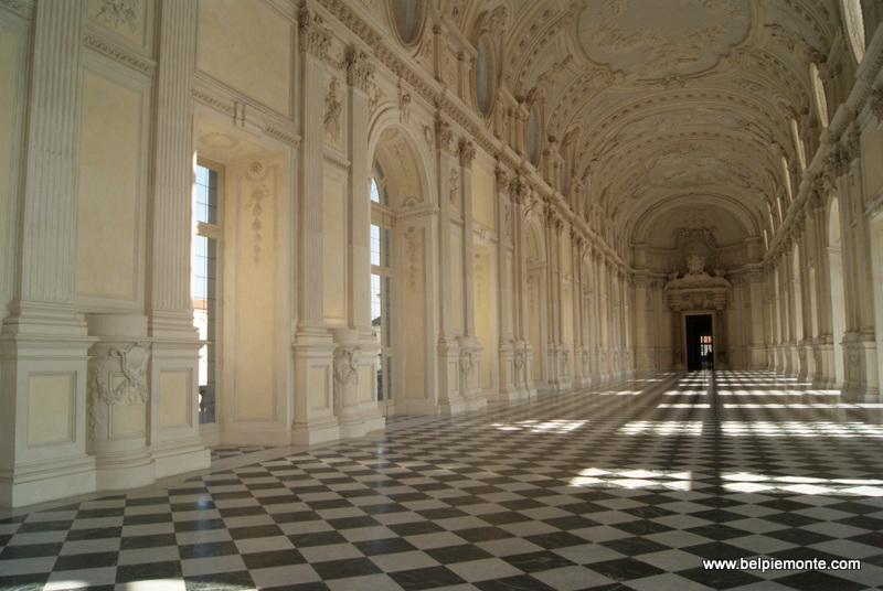 Reggia di Venaria, the Great Gallery