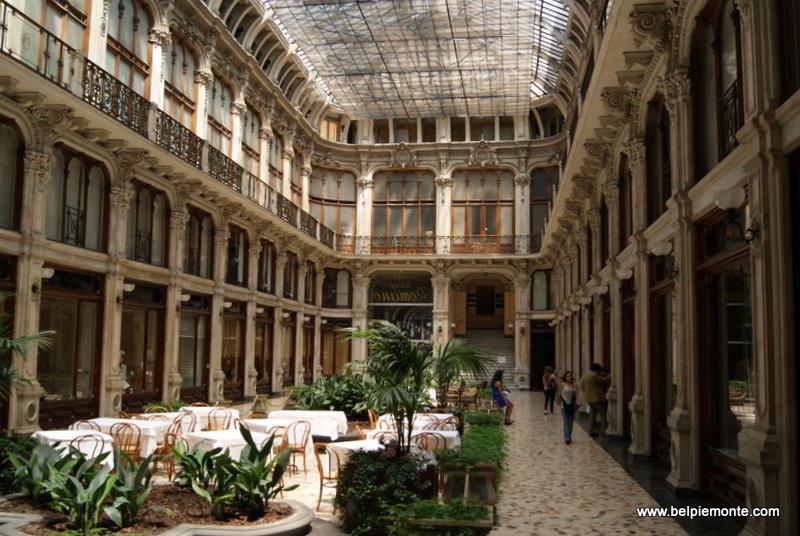 Galleria Subalpina, Turin, Piedmont, Italy