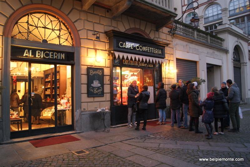 Al Bicerin, Turin, Piedmont, Italy