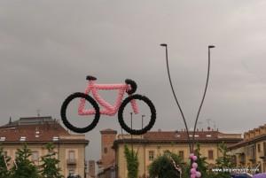 Giro d'Italia 2014, Alba, Piedmont, taly