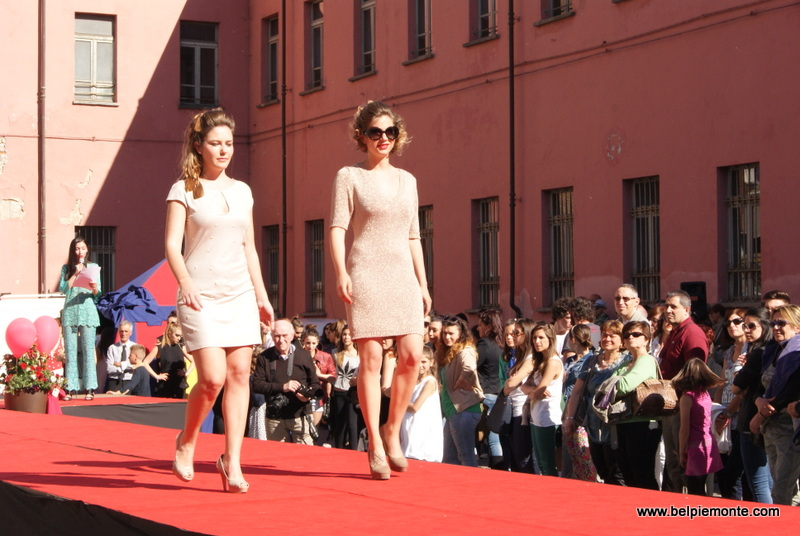 a show fashion in Alba