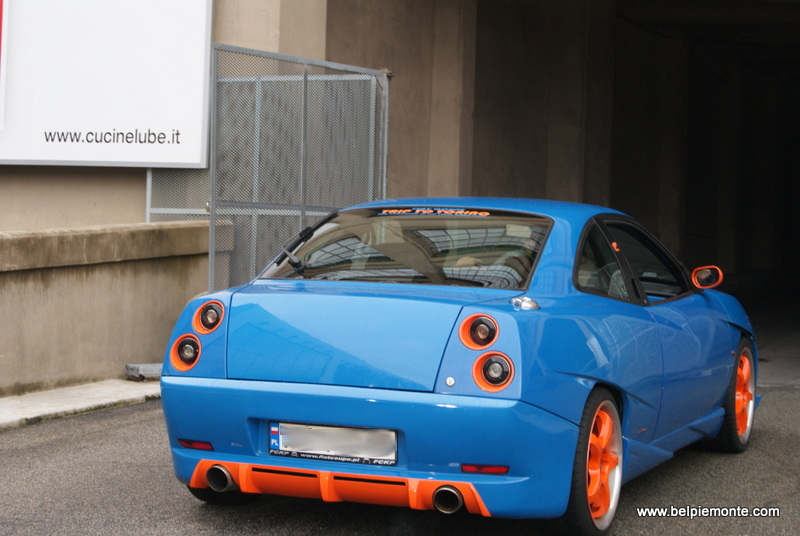 20th anniversary of Fiat Coupe', Turin, Piedmont, Italy