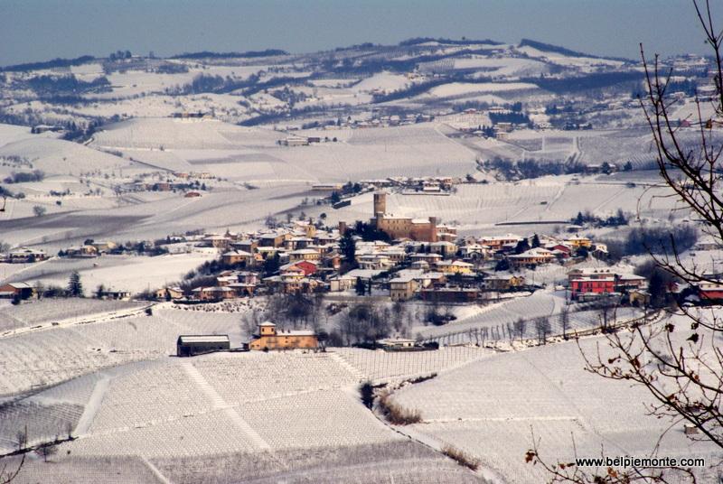 Castiglione Falletto, Piedmont, Italy