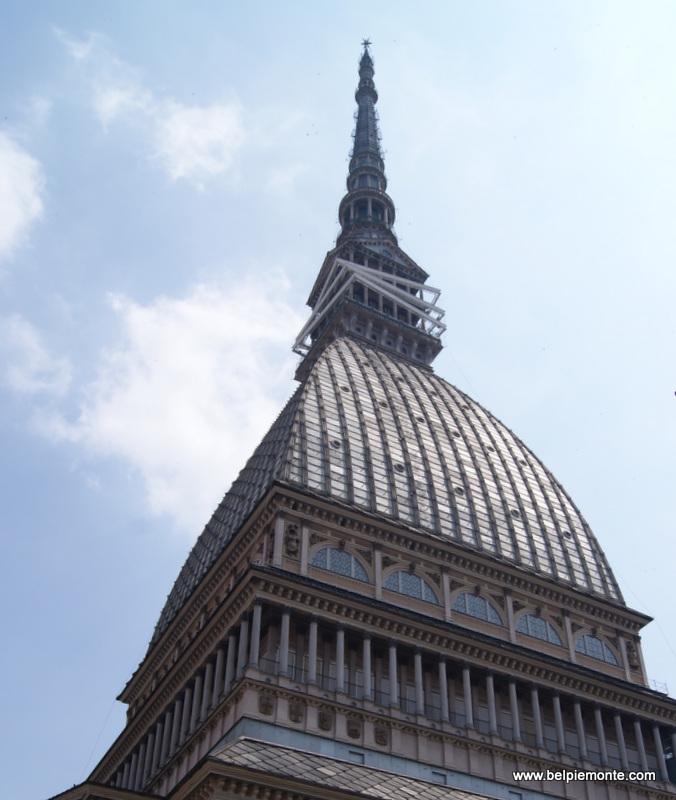 La Mole Antonelliana, Turin, Piedmont, Italy