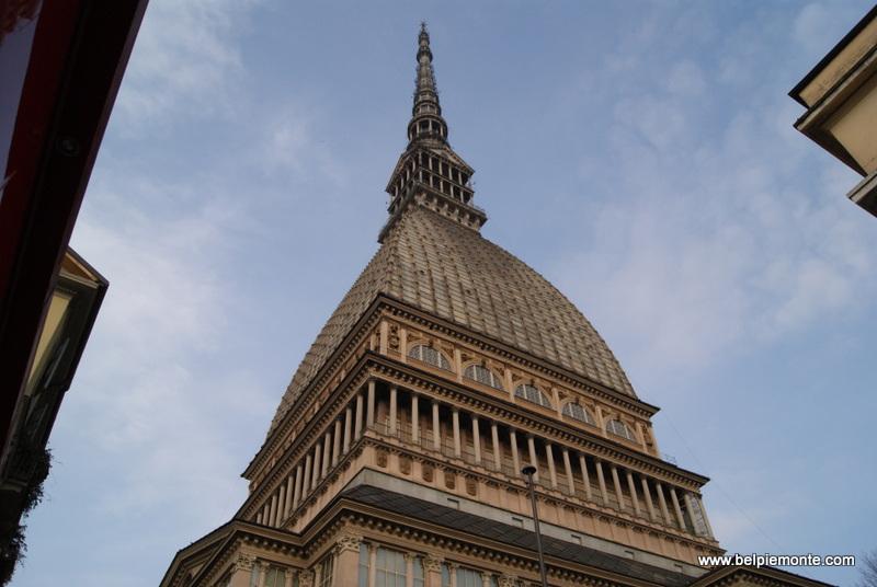 La Mole Antonelliana, Torino, Piemonte, Italia