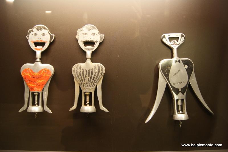 Il Museo dei Cavatappi a Barolo, Piemonte, Italia