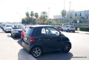 smart w Apulia, Włochy