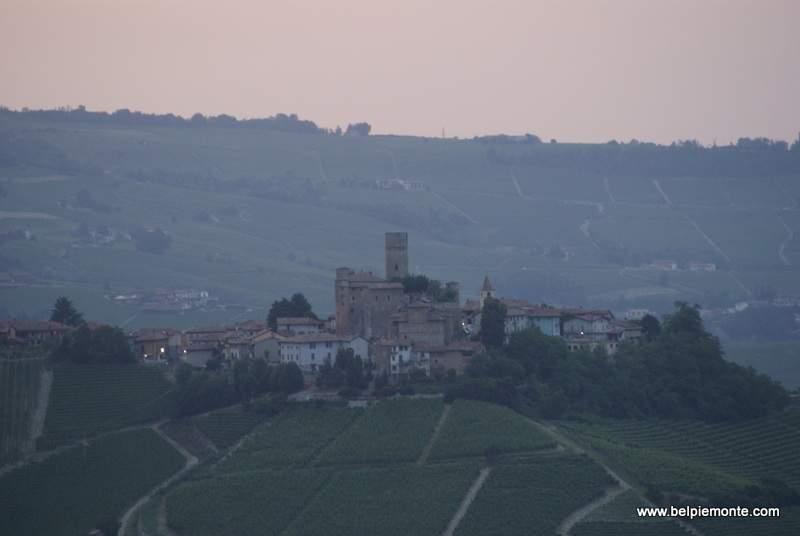 winnice Serralunga d'Alba, Piemont, Włochy