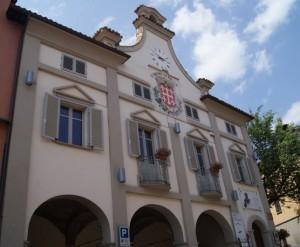 Casa dell'Orologio, Neive, Piemont, Włochy