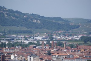 Alba, Langhe e Roero, Piemont, Włochy