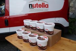 Nutella, Piemont, Włochy