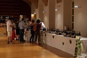 Degustacja wina, Barolo, Piemont, Włochy