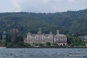 Stresa,Lago Maggiore, Piemont, Włochy
