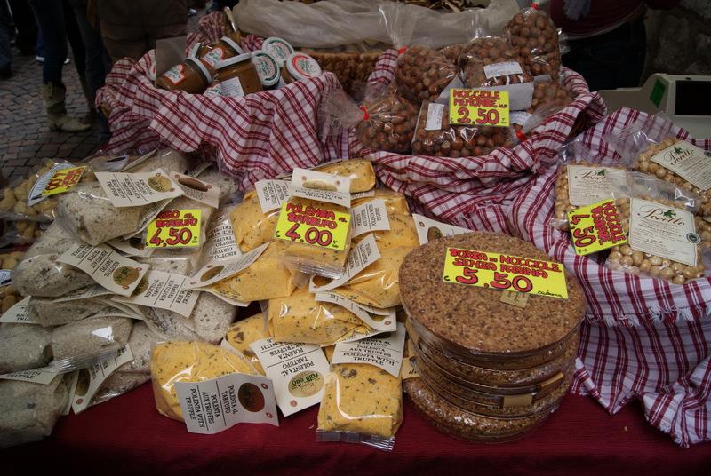 przysmaki Piemontu, Piemont, Włochy
