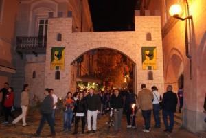 il Baccanale del Tartufo, Alba, Piemont, Włochy