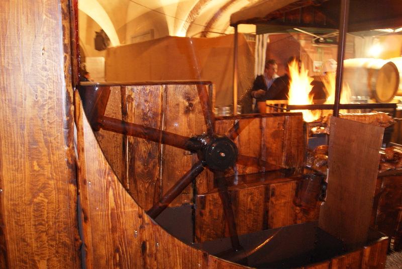 il Baccanale del tartufo Alba, Piemont, Włochy