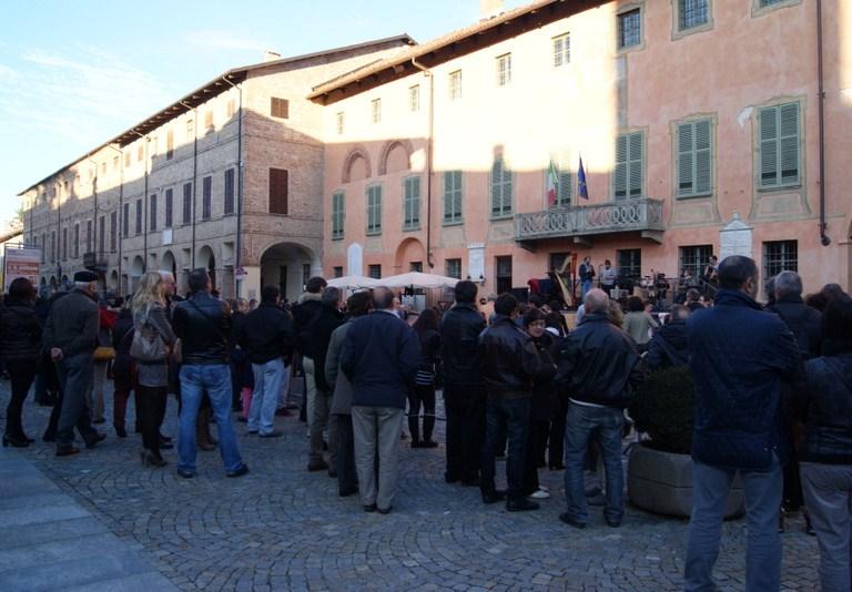 Cherasco, Piemont, Włochy
