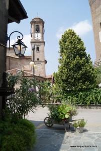 miasto Barbaresco, Piemont, Włochy
