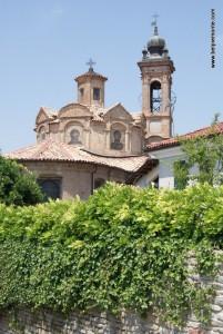 Capella San Rocco, Neive, Piemont, Włochy