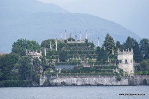 Isola Bella, Lago Maggiore, Piemont, Włochy