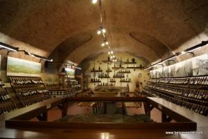 Enoteca Regionale di Barolo, Piemont, Włochy