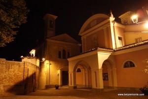 miasto Barolo, Piemont, Włochy