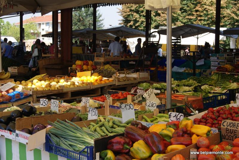 Mercato, Alba, Piemont, Włochy