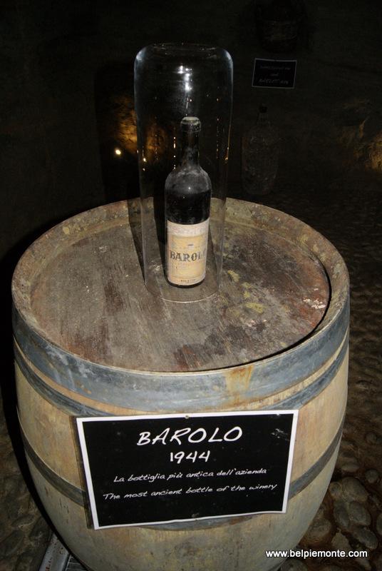 Barolo Rivetto, Piemont, Włochy