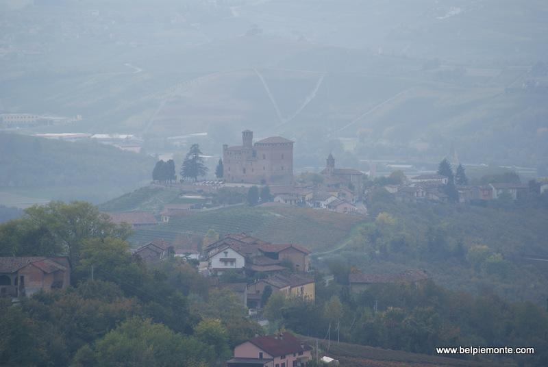 Grinzane Cavour, Langhe, Piemont, Włochy
