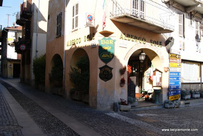 Aglie', Piemont, Włochy