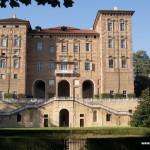 castello (zamek) di Aglie', Piemont, Włochy