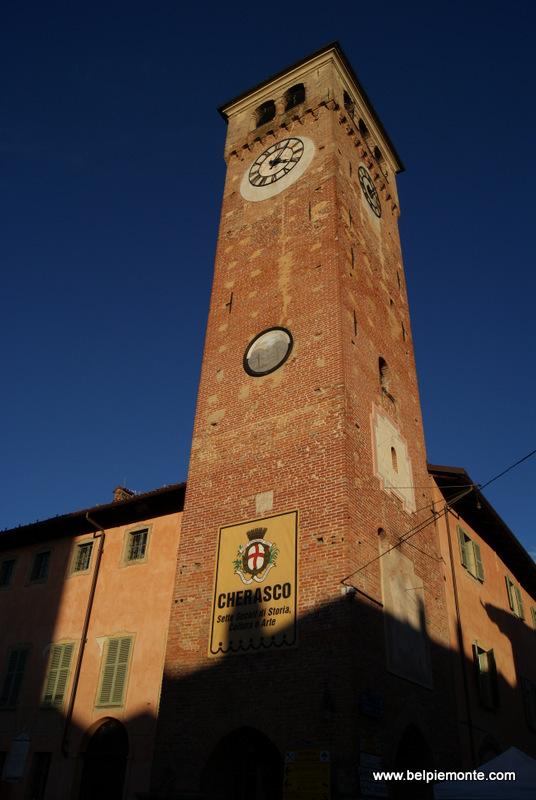 Cherasco, Piemonte, Italia