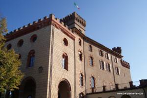 zamek Falletti w Barolo