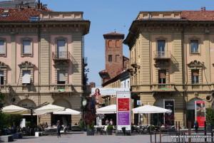 Alba - piazza Savona