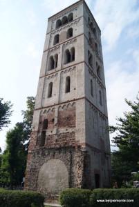 Ivrea - wieża Santo Stefano