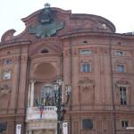 Palazzo Carignano, Turyn, Piemont, Włochy