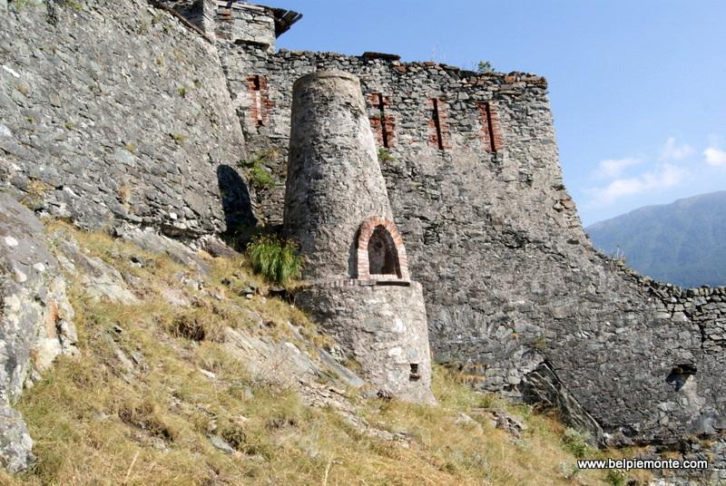Forte di Fenestrelle - jedna z prochowni