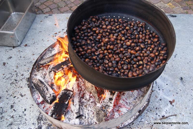 pyszne pieczone kasztany (odmiana jadalna)